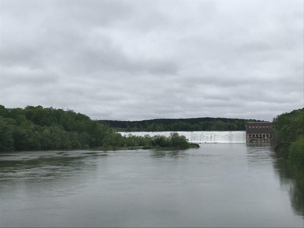 Rhodhiss Dam