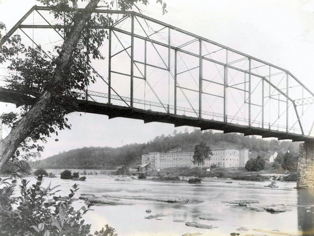Rhodhiss Steel Bridge